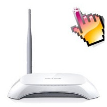 Moden Router Inalambrico Adsl 150mbps Tp-link Td-w8901n