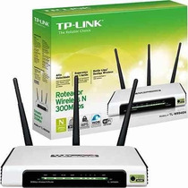 Router Inalambrico Wifi Tp Link Tl-wr940n 3 Antenas