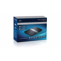 Linksys Cisco Ea4500 Smart Wi-fi Dual Band Gigab 100%nuevos