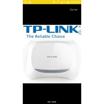 Rauter Inalambrico Tp-link Tl- Wr720n 150mbps Wifi 2.4ghz