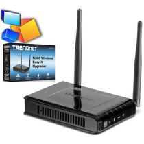 Router Inalambrico Access Point Trendnet 300mbps Wireless N