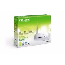 Router Wi-fi Tp-link 150mbps De Una Antena Modelo Tl-wr740