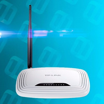 Router Inalambrico Tp-link Tl-wr 741nd 150mbps