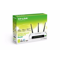Router Tp Link Tl-wr940n 3 Antenas 300mpbs