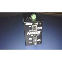 N-tron Convertidor De Fibra Optica Industrial
