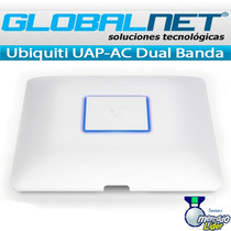 Ubiquiti Uap-ac Dual Banda Simultanea 2.4/5.8ghz 1300mbps Ap
