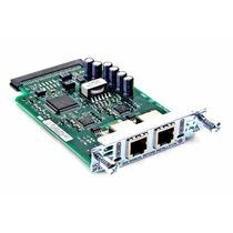 Modulo O Tarjeta Cisco Vic3-2fxs Nueva