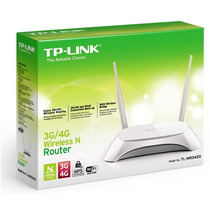 Router Inalambrico N Tp-link 300mbps Tl-mr3420 3g Pctienda