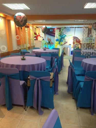 Salon De Fiestas En Catia.