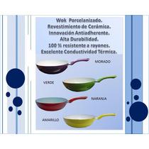 Wok De Ceramica