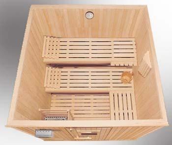 Saunas de madera hechos a la medida san antonio de los - Saunas a medida ...