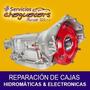 Reparaciòn, Importaciòn, Scaneo Y Mas De Cajas Automaticas