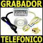 Grabador Telefónico Grabadora De Llamadas Telefónicas Cantv