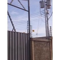Cercos Electricos, Alarmas De Incendio, Motores, Camaras