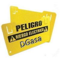 Avisos Genericos Para Cerco Electrico. Oferta Por Unidad