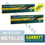 Detector De Metales Garrett Y Supper Scanner