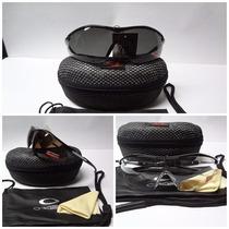 Lentes De Seguridad Anzi Z87.1 Con Estuche+accesorios