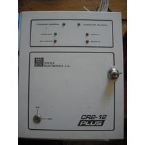 Central De Robo Cr-2 Sovica Kit Completo Para Inatalar