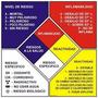 Señalización Industrial, Avisos, Señales Seguridad.