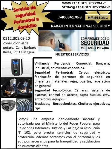 Seguridad Privada, Vigilancia, Empresa De Seguridad