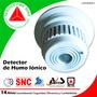 Detector De Calor, Detector De Humo - Todos Los Tipos