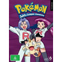Pokemon Temporada 4 Dvd Coleccion Oferta Original Regalada