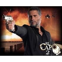 El Capo 2 Completa En 9 Dvd Calidad Hd 1080