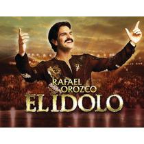 Rafael Orozco El Idolo Telenovelas Completas Dvd Org.