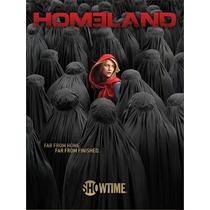 Homeland Serie Temporadas 1 A La 4 - Bluray / Dvd