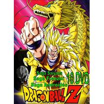 Serie Dragon Ball Z En 19 Dvd Formato Original