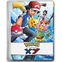 Pokemon Xy Temporada 17 Dvd Coleccion Oferta Original Regal
