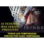 Pelicula Serie Tv Dvd Vikingos Vikings Todas Las Temporadas