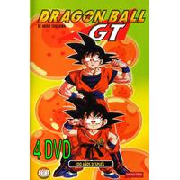 Serie Dragon Ball Gt Completa En 4 Dvd Formato Original