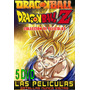 Peliculas De Dragon Ball Y Dragon Ball Z Formato Original