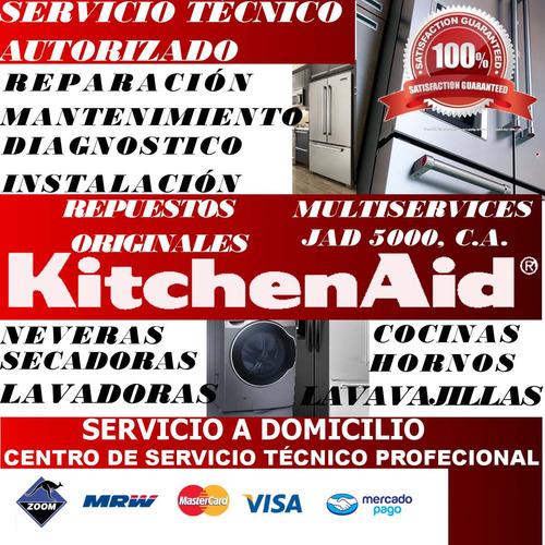 Servicio Técnico Kichenaid Nevera Lavadora Secado Repuestos