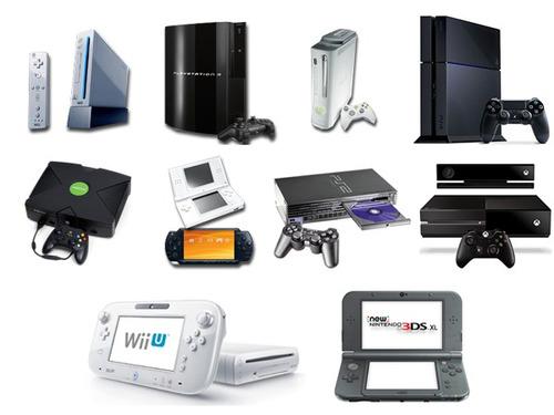 Servicio Técnico: Nintendo Ds / Wii - Psp, Ps2 Y Ps3 - Xbox