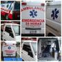 Servicio De Ambulancia Privada , Enfermera/o A Domicilio