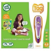 Lector Interactivo Tag Sistema De Lectura Leap Frog !!!!!!!
