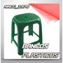 Bancos Plasticos.