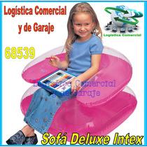 Silla Sillon Sofa Inflable Hogar Casa Intex 68539 Niños