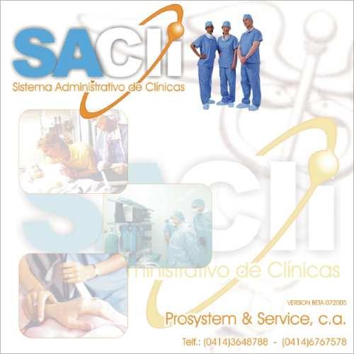 Sistema Administrativo Clínico (sacli)