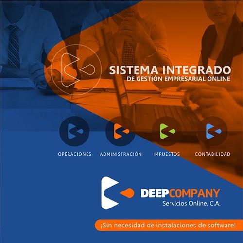 Sistemas Administrativos Y Erp Adaptado Deepcompany