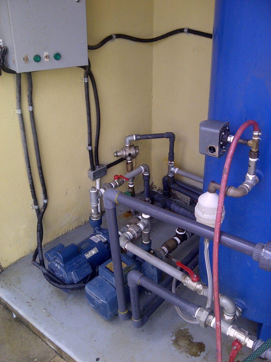 Sistemas Hidroneumatico Plomeria General Limpieza De