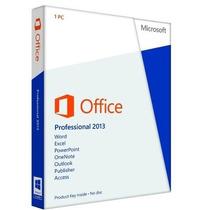 Office 2013 Pro Plus Licencia Original 32/64-bit