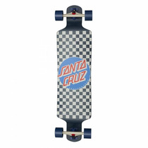 Longboard Gravity Patineta Santa Cruz Cruze Drop 10x40