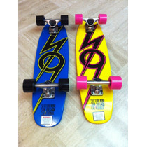 Patineta Gravity Longboard Sector Nine Ruedas 78 Mm. Nueva
