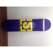 Tabla Sugar Para Patineta 7.5 Skate Santa Cruz