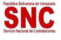Snc / Rnc Servicio Nacional De Contrataciones