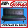 Sofacama En Bipiel , Comercial George , Boleita Norte
