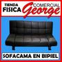 Sofacama En Bipiel ,comercial George,boleita Norte